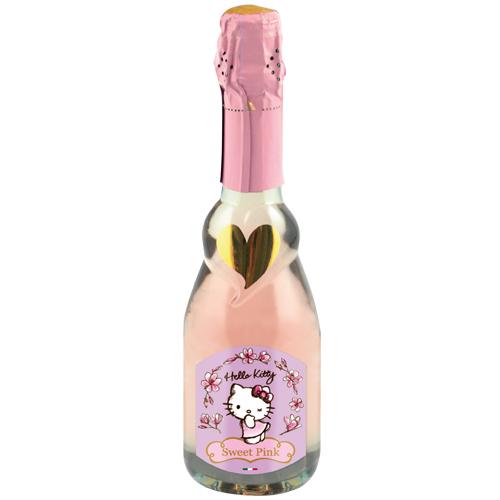 Sewwt Pink Spumante VSQ Torti Wines